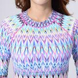إمرأة مثيرة شاطئ بيكيني [برثبل] [تنك توب] ملابس رياضيّة