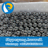 Bola de acero de acero inoxidable 9cr18mo del material 6.5m m de la bola del SUS 440c