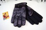Multicamo防水野生のTraning Multicamoのカムフラージュの戦術的な屋外のBionic完全半分指のスポーツの走行の皮手袋を反刺しNeedlemilitaryなさい