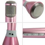 Forma 2016 & o microfone o mais barato, elevado de Bluetooth do karaoke do rádio KTV da classe K068 mini