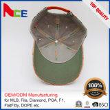 Вышитая бейсбольная кепка типа панели картины и шлема 6-Panel