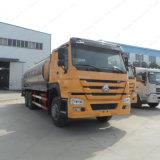 8000Lアスファルト輸送タンクトラックか液体の熱くする瀝青タンクトラック