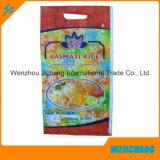 Мешок печатание пленки BOPP сплетенный PP для риса