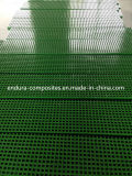 FRP/GRP/Fiberglas refuerzan la reja del plástico