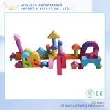 재미있은 아이 EVA 빌딩 블록 장난감, 아이를 지능에게 하는 EVA 장난감 벽돌