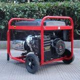 Fabricante del uso del hogar del alambre de cobre del comienzo del bisonte (China) BS7500t (h) 6kw 6kVA Electirc de generador de la gasolina