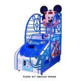 Innenmünzenbasketball-Säulengang-Spiel-Maschine für Kinder (ZJ-BG05)
