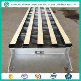 Maquinaria de papel del rectángulo de vacío alto-bajo para la pieza de la succión