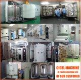 De beschikbare Plastic Machine van de VacuümDeklaag van het Vaatwerk, de VacuümApparatuur van het Plateren