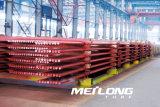 Tubo de acero retirado a frío inconsútil de aleación de ASME SA209