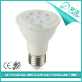 riflettore di 110V 8W PAR20 LED con la base E27