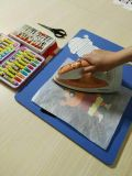 Fer-sur le papier de transfert thermique foncé de jet d'encre pour le vêtement