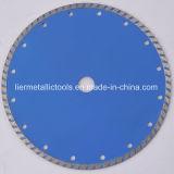 La circular del diamante vio las láminas mojadas o el corte especial seco