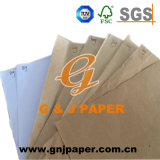 Papel Kraft simple sin recubrimiento en rollo