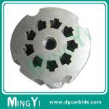 Rotor padrão do carboneto de Misumi da elevada precisão feita sob encomenda