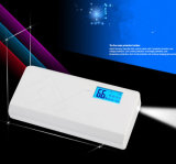 선물 주문 전화 충전기 3 USB 산출 13000mAh 휴대용 힘 은행