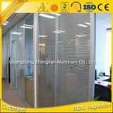 Partición de aluminio de aluminio de la pared de partición de la fabricación de la fábrica para la oficina