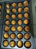 Roestvrij staal Commerciële Automatische Fishball die de Machine van Takoyaki van het Gas van Baker kookt
