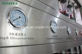 Planta de la purificación del agua potable del RO (sistema de la filtración del agua de la ósmosis reversa)