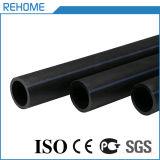 pipe en plastique de PE de pipe de taille de 75mm pour l'approvisionnement en eau