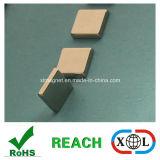 Aimant de néodyme du cube N35 en assurance qualité d'usine