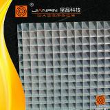 Grade de ar chinesa do fornecedor núcleo de alumínio de um Eggcrate de 45 graus