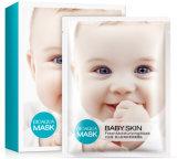 Masque facial d'hydratation de blanchiment frais de peau de bébé de Bioaqua