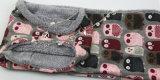Form Acrylrose/grauer Stutzen-Wärmer, Form-Zusatzgeräten-Schal