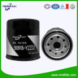 Auto filtro de petróleo para a qualidade 90915-Yzzd2 do OEM de Toyota