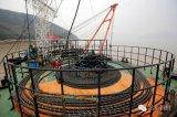 Bobina de cable submarino Hilado de PP / hilo de cable de PP