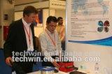Анализатор спектра частоты измерения Tw4950 микроволны Techwin портативный
