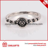 insieme tribale dell'anello del MIDI della pietra preziosa della Boemia di stile delle donne 5PCS/Set