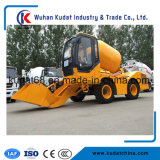 misturador concreto autoflutuante de mistura da capacidade 3000L (KDMT-3)