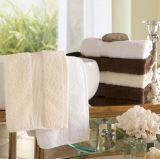 tovaglioli di bagno 100%Cotton, pianura tinta, assorbimento di acqua eccellente morbido