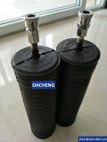 Taquets en caoutchouc de tube pour le test de canalisation