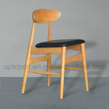 Los muebles de madera modernos del restaurante fijaron con el vector cuadrado colorido (SP-CT690)