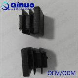 Fabrik-Lieferanten-Schwarz-weißes Quadrat-Plastikschutzkappen 15 mm-Qinuo