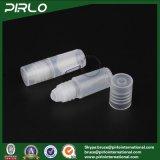 びんびんの空PPのプラスチック装飾的な防臭剤ロールの3ml Translucidカラープラスチックロール