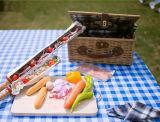 Mini jeu solaire portatif de four de poêle de cuiseur de BBQ de cuiseur solaire, utilisation facile extérieure