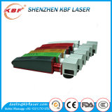 Macchina universale della marcatura del laser di volo della rotella per non i materiali del metallo