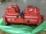 피스톤 펌프 Kawasaki 유압 K3V112 펌프
