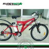 Bicyclette électrique de montagne en aluminium d'alliage