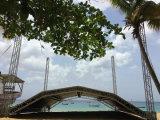 Fascio del tetto flessibile per affitto nel servizio dei Trinità e Tobago