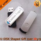 최신 기념일 선물 회전대 또는 비틀어진 사람 금속 USB Pendrive (YT-1118)