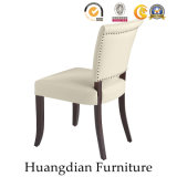 의자 (HD455)를 식사하는 도매 나무로 되는 가구 대중음식점 직물