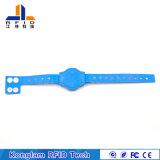 Всеобщий водоустойчивый Wristband PVC RFID для пляжа