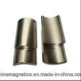 Magnete del motore di NdFeB della grande forza con nichelato