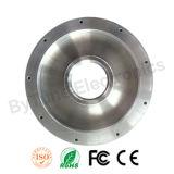 Il CNC il pezzo meccanico fatto di alluminio, ottone, zinco, magnesio, acciaio inossidabile