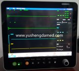 Nuevo monitor paciente de la pantalla táctil de 15 pulgadas Ysd18d