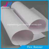 Máquina de laminación de PVC bandera de la flexión